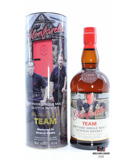 Glenfarclas Glenfarclas 2014 Team - The Legend of Speyside 46% (1 of 6000)