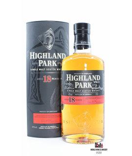 Highland Park Highland Park 18 Years Old 2017 - Viking Pride signed (Gordon Motion & Max McFarlane) 43% (1 of 756)