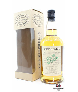 Springbank Springbank 16 Years Old 1991 2007 - Rum Wood - Wood Expressions 54.2% (1 of 5100)