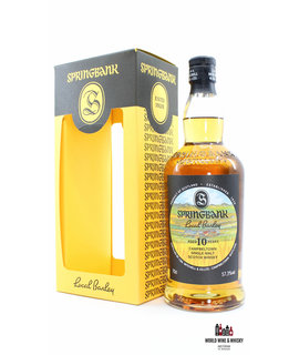 Springbank Springbank 10 Years Old 2007 2017 - Local Barley 57.3% (1 of 9000)