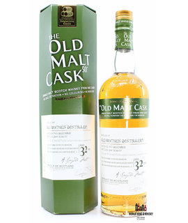 Glenrothes Glenrothes 32 Years Old 1975 2008 - Cask DL 4544 - Douglas Laing - The Old Malt Cask 50% (1 of 253)