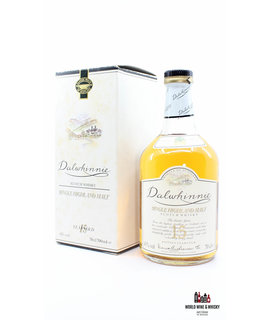 Dalwhinnie Dalwhinnie 15 Years Old - Classic Malts 43% (from the 90s)