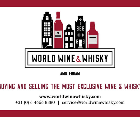 Verkoop uw oude wijnen en whisky's