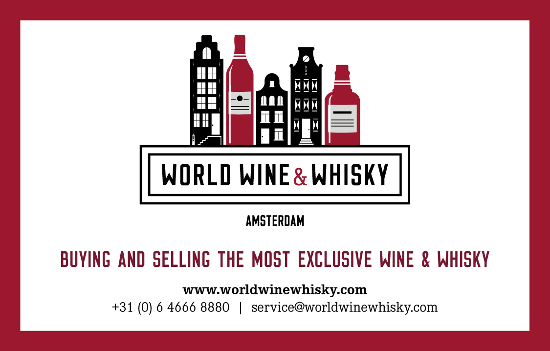 Sell your old wines & whiskies