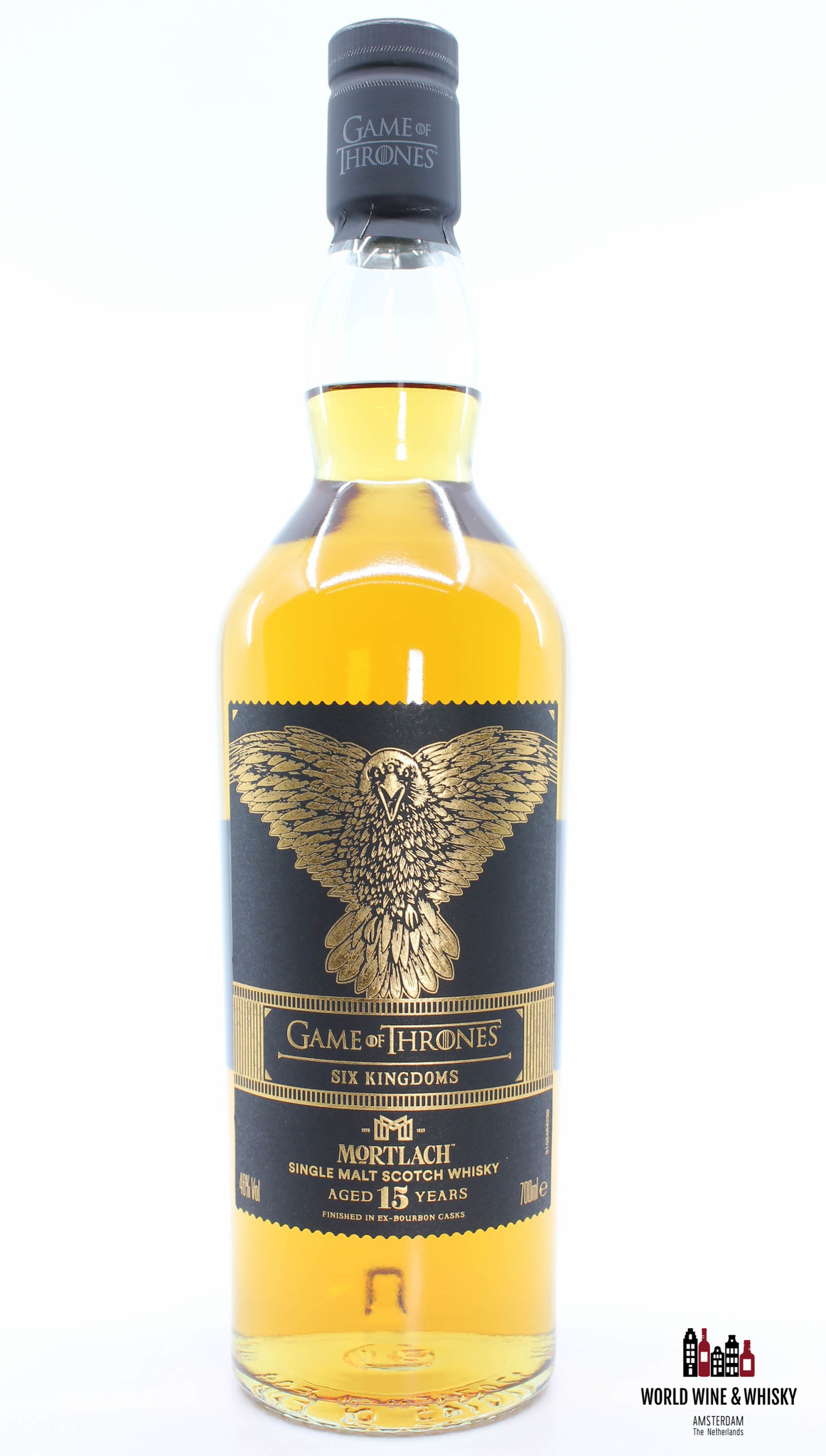 Mortlach Mortlach 15 Years Old 2019 - Game of Thrones - Six Kingdoms 46%