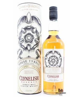 Clynelish Clynelish 2019 - Game of Thrones - House Tyrell 51.2%