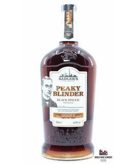 Peaky Blinder Peaky Blinder Black Spiced Rum - Sadler's Brewing Co. 40%