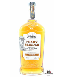 Peaky Blinder Peaky Blinder Irish Whiskey 2020 - Sadler's Brewing Co. 40%