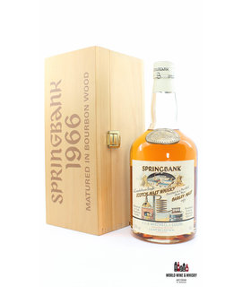 Springbank Springbank 31 Years Old 1966 1997 - Local Barley - Cask 1966 489 52%