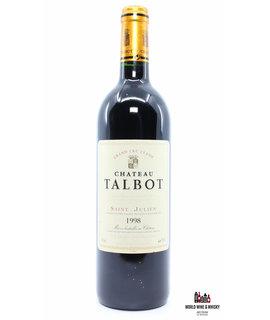 Chateau Talbot Chateau Talbot 1998 - Saint-Julien - Grand Cru Classé