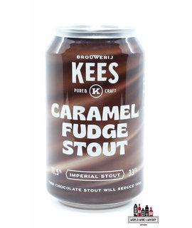 Brouwerij Kees Brouwerij Kees - Caramel Fudge Stout - Imperial Stout 11,5% 33cl