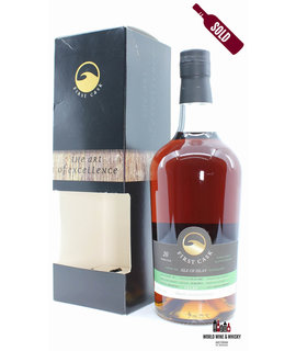 Whisky Import Nederland First Cask 20 Years Old 1990 2011 - Isle of Islay - Cask 12 - Whisky Import Nederland 54.2% (1 of 300)