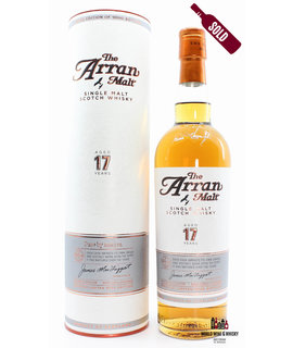Arran Arran 17 Years Old 2014 - Pure by nature 46% (1 of 9000)