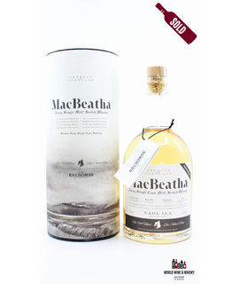 Caol Ila Caol Ila 7 Years Old 2000 2008 - MacBeatha Kilchoman - Third Edition 60.9% (1 of 322)