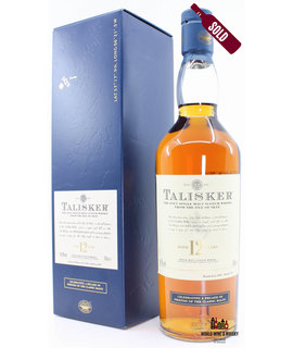 Talisker Talisker 12 Years Old 2007 - Friends of the Classic Malts 45.8% (one of 21500 bottles)