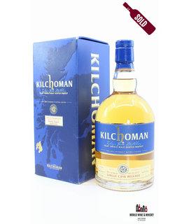 Kilchoman Kilchoman 3 Years Old 2007 2010 Single Cask Release - Cask 120/2007 - Whisky Import Nederland 61.8%