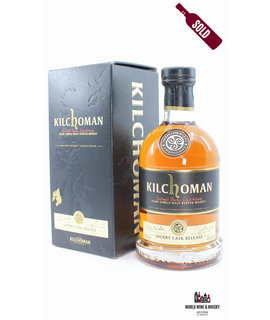 Kilchoman Kilchoman 5 Years Old 2012 Sherry Cask Release 46% (one of 6000 bottles)