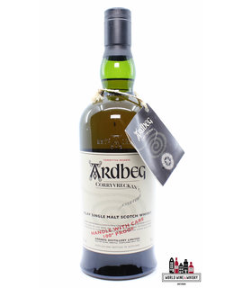 Ardbeg Ardbeg Corryvreckan 2008 Committee Reserve - Handle With Care - 100 Proof 57.1% (1 of 5000)