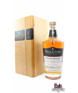 Midleton Midleton 2021 Very Rare - Vintage Release - Finest Irish Whiskey 40%