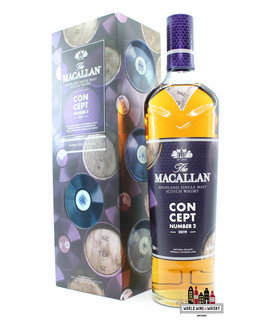 Macallan Macallan Concept Number 2 2019 40% - Travel Retail Release Only