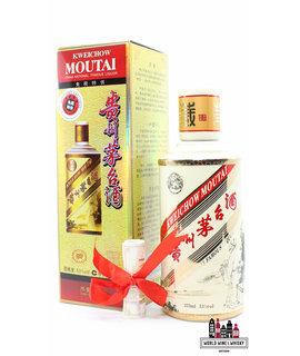Kweichow Moutai Kweichow Moutai Legendary Libai - Duty Free Exclusive 53% 375ml (National Famous Liquor of China)