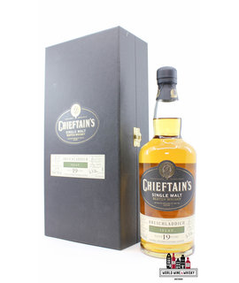 Bruichladdich Bruichladdich 19 Years Old 1989 2008 - Chieftain's Choice - Ian Macleod - Cask 789 50% (1 of 180)