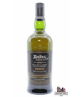 Ardbeg Ardbeg 1990 2007 - Airigh Nam Beist 46% (The untamed Spirit of Islay)