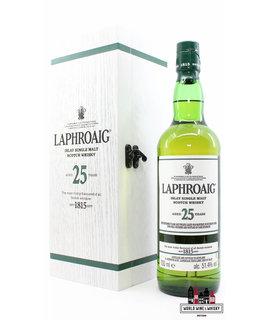 Laphroaig Laphroaig 25 Years Old 2019 - Cask Strength Edition 51.4%