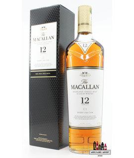 Macallan Macallan 12 Years Old 2020 - Sherry Oak Cask 40%