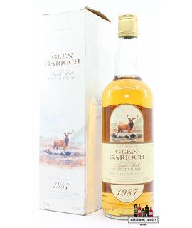 Glen Garioch Glen Garioch 1987 - Highland Single Malt Scotch Whisky 40%