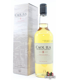 Caol Ila Caol Ila 8 Years Old 2007 - Unpeated Style - Diageo Special Releases 64.9% (1 of 9690)