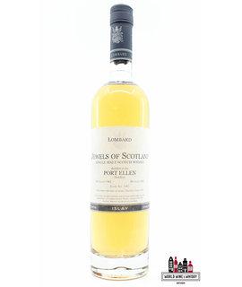Port Ellen Port Ellen 1982 2001 - Cask 1387 - Jewels of Scotland - Lombard 50% (Closed Distillery)