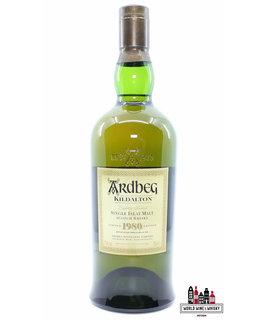 Ardbeg Ardbeg 23 Years Old 1980 2004 - Kildalton - Limited Edition 57.6% (1 of 1300)
