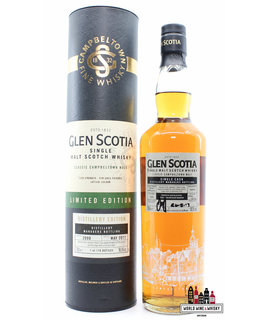 Glen Scotia Glen Scotia 16 Years Old 2000 2017 - Single Cask Distillery Managers Bottling No 1 - Cask 265 58.3% (1 of 170)