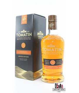 Tomatin Tomatin 15 Years Old 2003 2018 - Moscatel Wine 46% (1 of 6000)