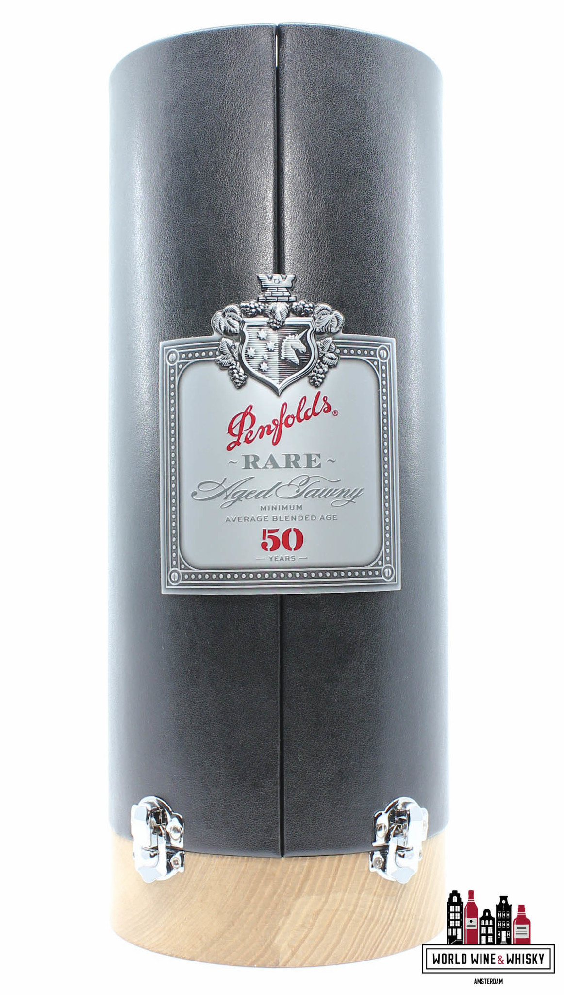 Penfolds Penfolds 50 Years Old - Rare Aged Tawny - Series No 04 19.5% (1 of 330)