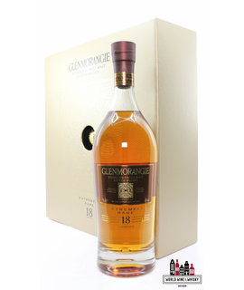Glenmorangie Glenmorangie 18 Years Old 2013 - Extremely Rare - The Open Muirfield 43% (full set)