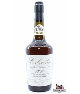 Calvados Domaine Coeur de Lion - Christian Drouin - Calvados 1962 (bottled in 2002) 42%