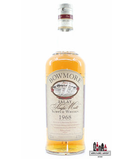 Bowmore Bowmore 32 Years Old 1968 2000 - 50th Anniversary of the Original Stanley P. Morrison Company 45.5% (1 of 1860)