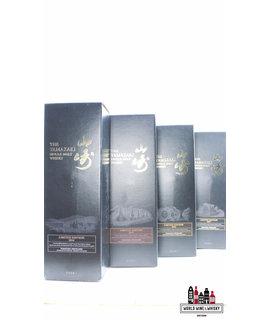 Yamazaki Yamazaki Limited Edition 2014, 2015, 2016 & 2017 (full set)