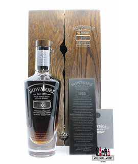 Bowmore Bowmore 52 Years Old 1965 2018 42% (1 of 232) - Full Set