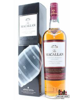 Macallan Macallan Whisky Maker's Edition - Pillar No. 4 Exceptional Oak Cask - X-Ray by Nick Veasey 42.8%