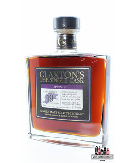 Glenrothes Glenrothes 19 Years Old 1997 2016 - Claxton's The Single Cask - Cask 1610-7154 53.7% (1 of 669)