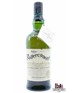 Ardbeg Ardbeg Rollencoaster 2009 - 10th Anniversary Committee Bottling 57.3% (1 of 12000)