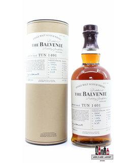 Balvenie Balvenie Tun 1401 Release Batch No. 5 2012 50.1% (1 of 2862)