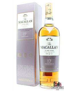 Macallan Macallan 17 Years Old 2009 - Fine Oak Triple Cask Matured 43%