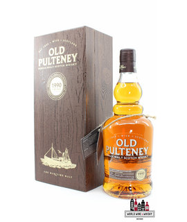 Old Pulteney Old Pulteney 26 Years Old 1990 2017 - Vintage Cask 46%