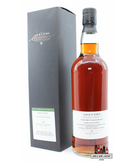 Glenrothes Glenrothes 6 Years Old 2007 2014 - Adelphi Selection - Cask 3526 - 10th Anniversary of WIN 66.8% (1 of 321)