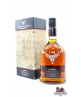 Dalmore Dalmore 15 Years Old 1996 2012 - Cromartie - Lands of Clan MacKenzie 45% (1 of 7500)