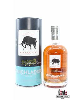 Bruichladdich Bruichladdich 10 Years Old 1998 2008 - Manzanilla Sherry Wood Edition - Bull 46% (1 of 6000)